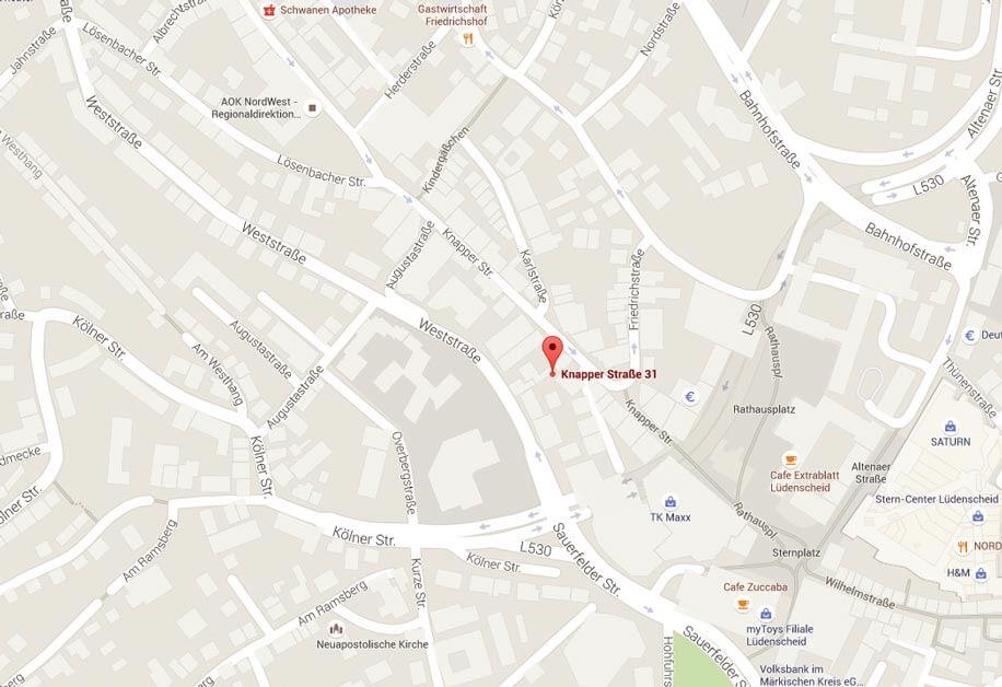 maps-anfahrt-filiale-luedenscheid-emmerich
